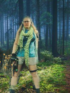 Jerilyn zombie larp